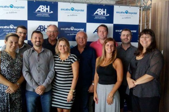Diretoria da ABIH-SC fala sobre o Encatho & Exprotel 2018