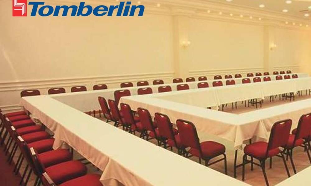 Tomberlin: Mais de 100 opções de mobiliário em destaque na Exprotel