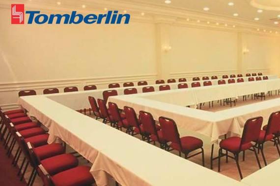 Tomberlin leva pra Exprotel mais de 100 produtos