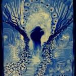 Chakra lichtblauw