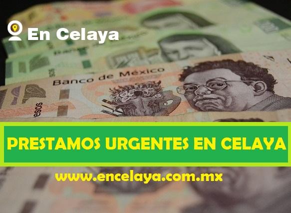 Prestamos Urgentes en Celaya