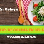 Clases de Cocina en Celaya