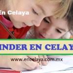 Kinder en Celaya