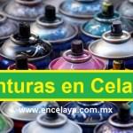 Pinturas en Celaya