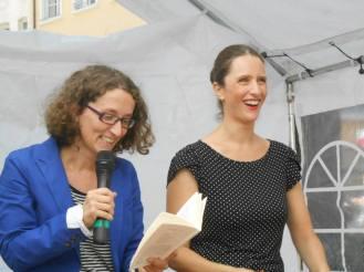 Samantha Barendson et Pauline Catherinot / Forum des langues
