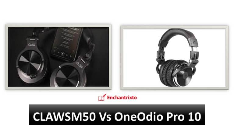 CLAWSM50 Vs OneOdio Pro 10
