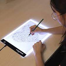 amiciVision LED Lighted drawing board