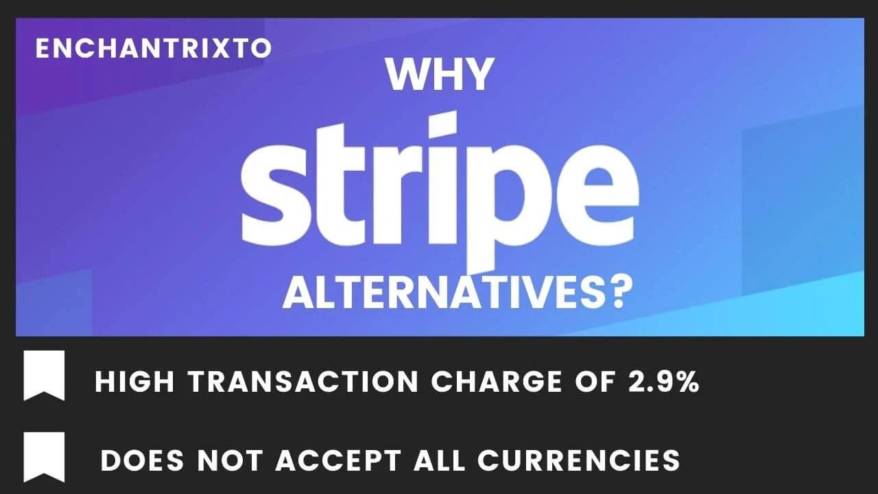 Need for Stripe Alternative