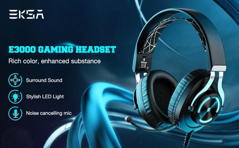 Best Gaming Headphones - EKSA E3000