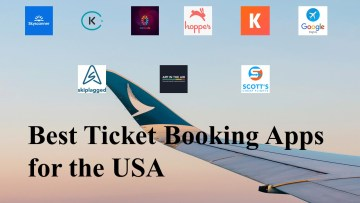 9 Best Ticket Booking Apps for the USA