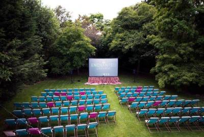 The Great Gatsby at The Gonvile Hotel 23rd July 2016 - Enchanted Cinema Summer Screenings (2)