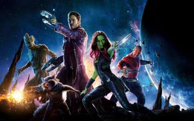 Past Event: GUARDIANS OF THE GALAXY (12A)