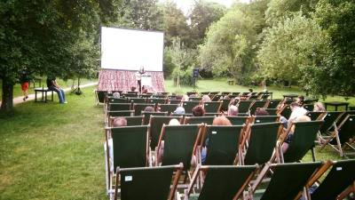 Enchanted Cinema Summer Screenings 2017 - Grease at The Orchard Tea Gardens (1)