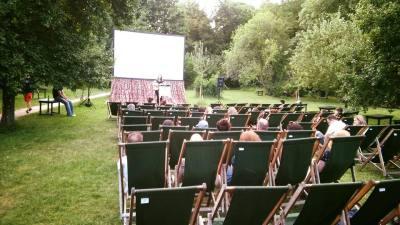 Enchanted Cinema Summer Screenings 2017 - Grease at The Orchard Tea Gardens (1)