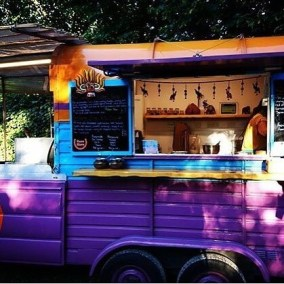 @kurakura.streetfood taken last night by @robynbabes at La La Land at The Orchard