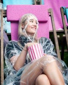 Theory of Everything at Enchanted Cinema - rain or shine!