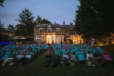 Enchanted Cinema Summer Season at the Gonville Hotel