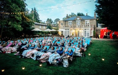 Enchanted Cinema at the Gonville Hotel