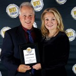 Rocco and Karen DiVerdi owners of Enchanted Fireside winner of Best Fireplace and Stove Dealer in Central Massachusetts 2017