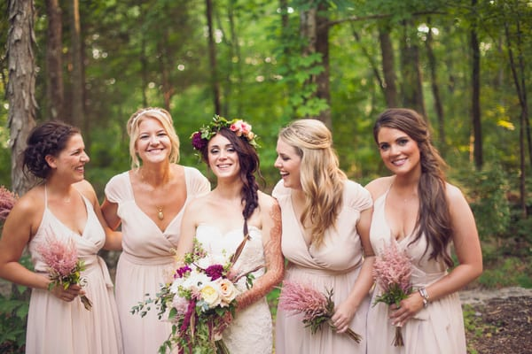 Enchanted Florist, Boho Rustic Wedding Flowers, Krista Lee Photography (50)