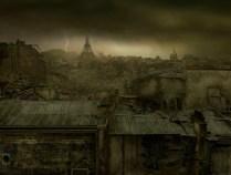 Destroyed Paris