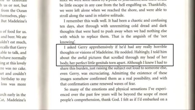 Madeleine The Book By Kate McCann