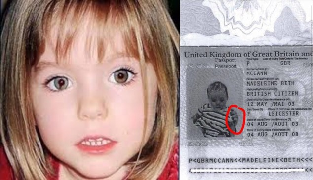Madeleine McCann Passport Exposes Child-Trafficking Border Security Loophole (Video and Article)
