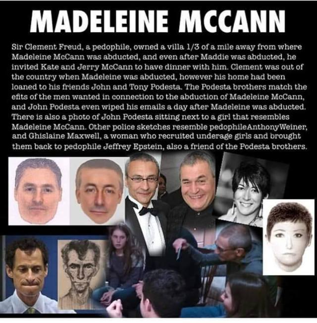 Madeleine McCann: What If