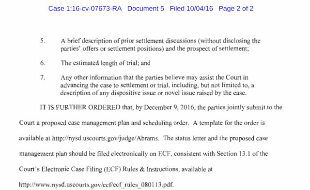 Jeffrey Epstein Donald Trump Child Rape Lawsuit and Affidavits Found - Doe Vs. Trump - Judge's Order - Enchanted LifePath Reports