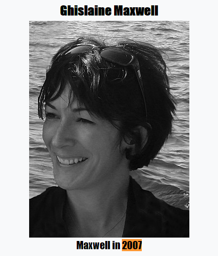 I find it funny the way she is pictured in 2007 at sea in a promotional picture that was found on her TerraMar Project website (before it went bye-bye) and is her profile picture on Wikipedia. 2007 was the year Madeleine McCann went missing as if anyone forgot. Ghislaine Maxwell is an identical match to an image of a suspect released by Scotland Yard in an E-Fit (Reference 4a). I will call Operation Grange live on Friday to ask why they have not given an update on this e-fit and ask if they have considered questioning Ghislaine Maxwell regarding the alleged disappearance of Madeleine McCann or does she have a free pass to do what she wants, where she wants, when she wants?