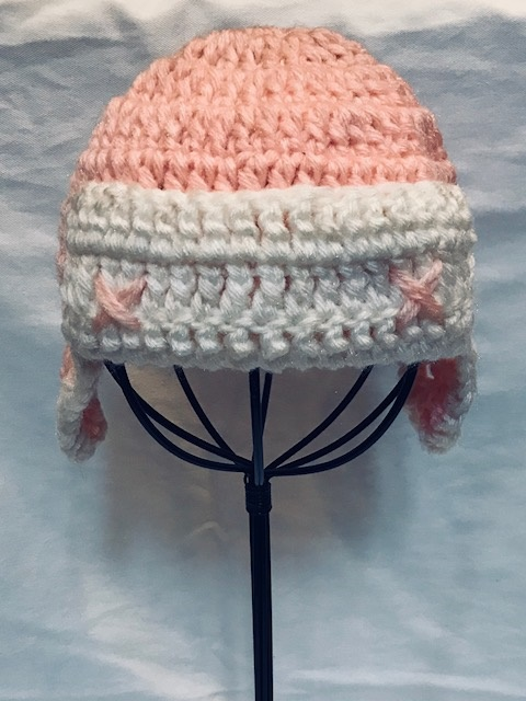 Aviator Hat - Pink