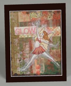 Fairy Glow Wall Hanging