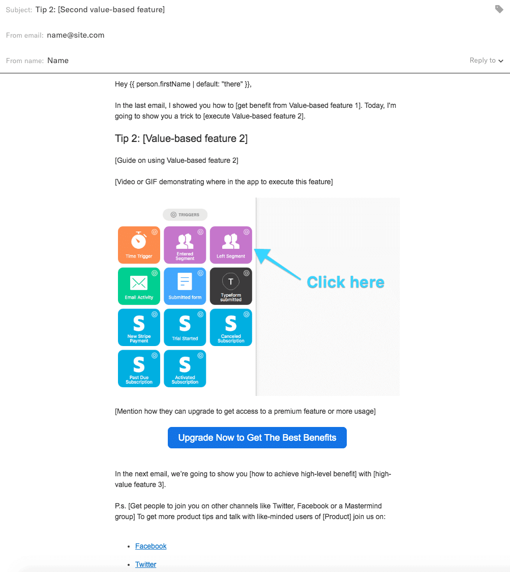 13 Email Sequence Templates For Your Saas Encharge