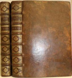 15. FLAVIUS JOSEPH. Histoire des Juifs.