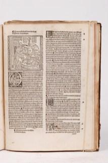1. La Mer des hystoires. Lyon, 1506.