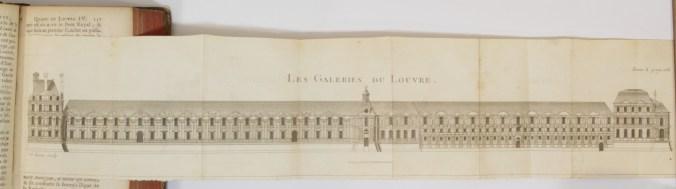 225. PIGANIOL DE LA FORCE. description de Paris…