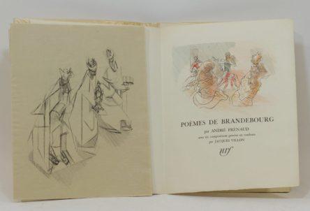 Bibliothèque André Frénaud. 65. VILLON