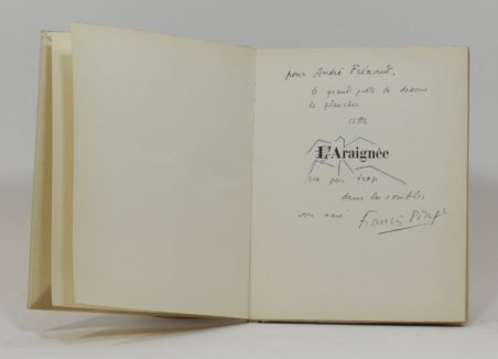 Bibliothèque André Frénaud. 86. PONGE