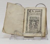 166. Le Grand coutumier de Sens, 1510