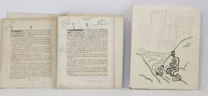 483. GUS BOFA. Déblais. Paris, Textes Prétextes, 1951.
