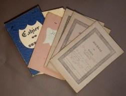 254. [MARINE]. Journal de bord de la Turquoise