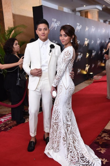 Daniel Padilla and Kathryn Bernardo