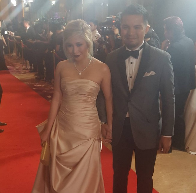 Yeng Constantino and Yan Concepcion
