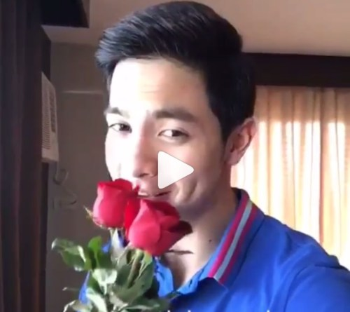 Alden Richards 12th ALDUB Weeksary2