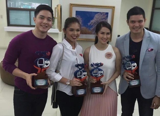 DongYan and AlDub small