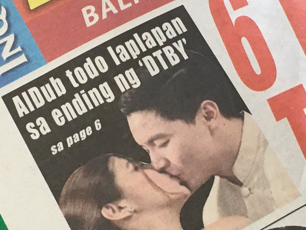 Maine Mendoza Headlines Tabloids Because of 'Sensual' Act?