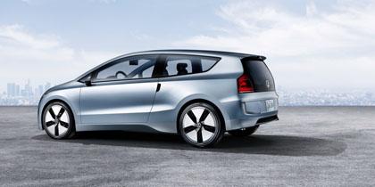 Imagen-render del Volkswagen Up Lite Concept