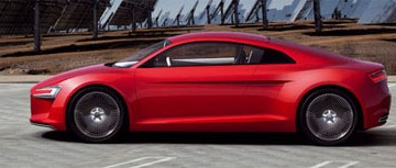 Audi e-tron, el deportivo eléctrico de Audi