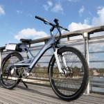 Imagen de la bicicleta eléctrica de Peugeot, la A2B Hybrid