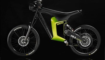 Elmoto HR2, ciclomotor eléctrico